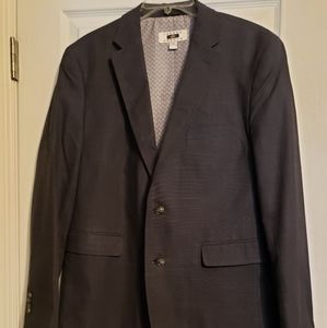 Gray Men's Sport Coat - Joseph Abboud - Medium
